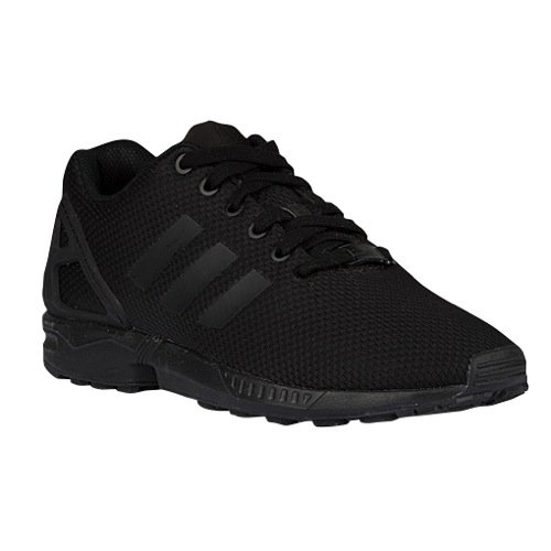 dc9281a0505cd adidas ZX Flux Mens in Black/Black in, 11.5 (B0113926JE)   Amazon ...