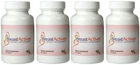 Amazon Com Breast Actives Breast Enhancement Supplement New
