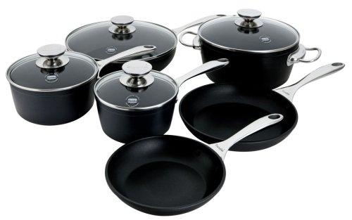 Berndes Coquere Aluminum Induction 10-Piece Cookware (Berndes Induction Cookware)