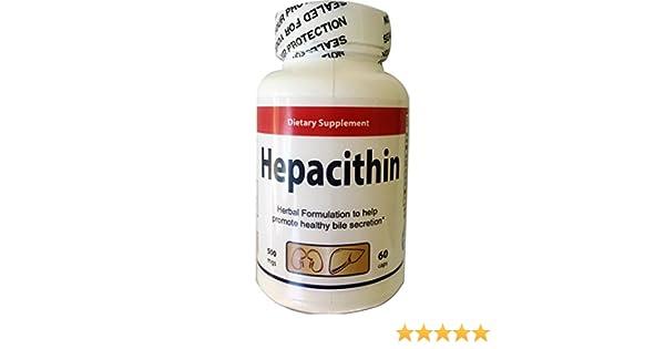 Amazon.com : HEPACITHIN - Limpieza de los riñones - Desintoxicación y soporte para las vías urinarias, vejiga y los riñones - Todo a base de plantas ...