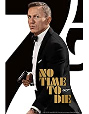 No Time to Die (4K Ultra HD) [Blu-ray]
