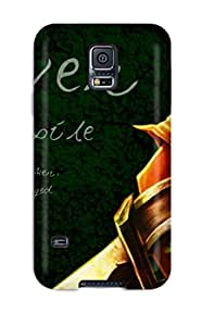 Quality CaseyKBrown Case Cover With League Of Legends Nice Appearance Compatible With Galaxy S5