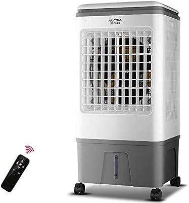 Axdwfd Ventilador de niebla industrial Ventilador de aire acondicionado, refrigerador de aire Enfriador de agua doméstico Pequeño Aire acondicionado industrial comercial Aire acondicionado con ventila: Amazon.es: Hogar