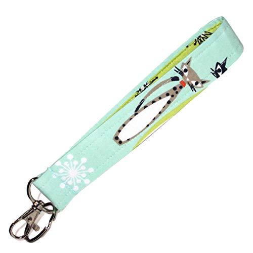 Cat Key Fob Strap - 6