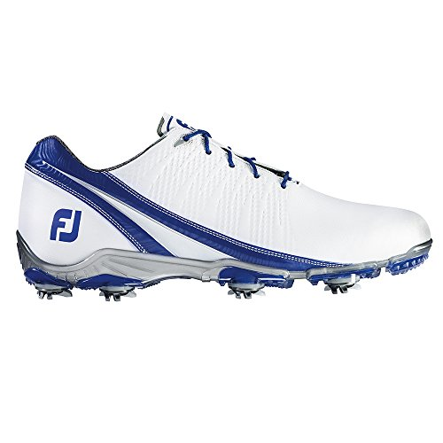 Footjoy Mens Dna 2.0 Bianco Blu / Royal