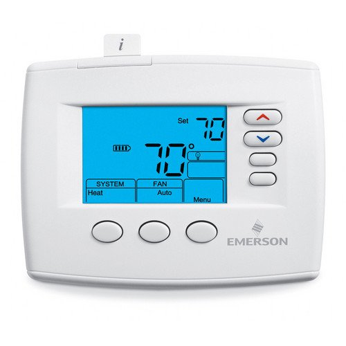 Universal Programmable Thermostat - 9