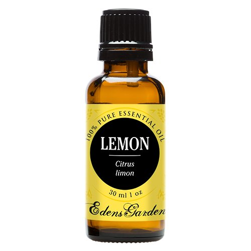 Lemon 100% Pure Therapeutic Grade Essential Oil by Edens Gar