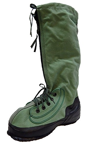 Wellco N-1B Air Force Snow/Extreme Cold Weather Mukluks Boots, Made in USA (Large)