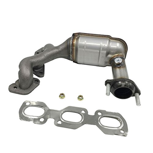 SKP SK674831 Exhaust Manifold with Integrated Catalytic Converter