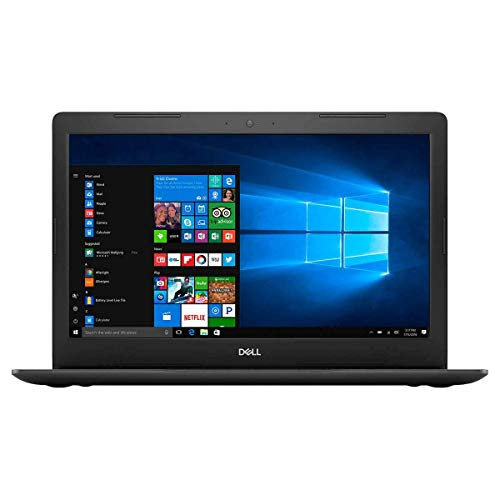 Dell Inspiron 15 5000 Flagship 15.6 inch Full HD Touchscreen Backlit Keyboard Laptop PC, Intel Core i5-8250U Quad-Core, 8GB DDR4, 256GB SSD, DVD RW, Bluetooth 4.2, WiFi, Windows 10, Black