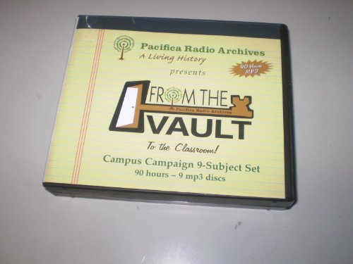 From the Vault to the Classroom - Campus Campaign 9-subject CDs - Volume 1