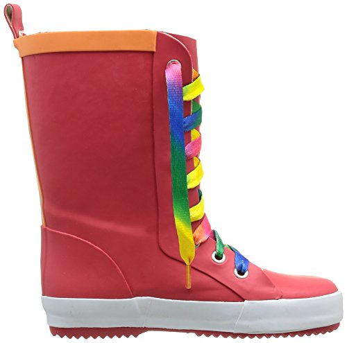 BE ONLY Punky Mädchen Stiefel & Stiefeletten Rot