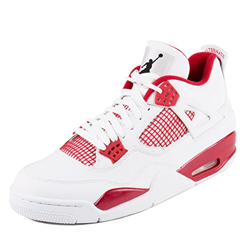 Air Jordan 4 Retro - 12 ''Alternate'' - 308497 106 by Jordan