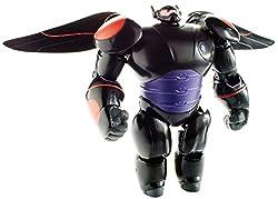 "Big Hero 6 Stealth Baymax Action Figure, 4"""