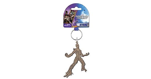 Amazon.com: Marvel Groot Soft Touch PVC Llavero: Toys & Games