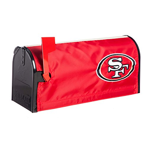 Mailbox Cover Team (NFL San Francisco 49Ers 2MBC3826San Francisco 49Ers, Mailbox Cover, Red)
