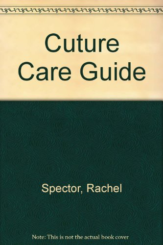 Culture Care Guide for Cultural Diversity in Health & Illness
