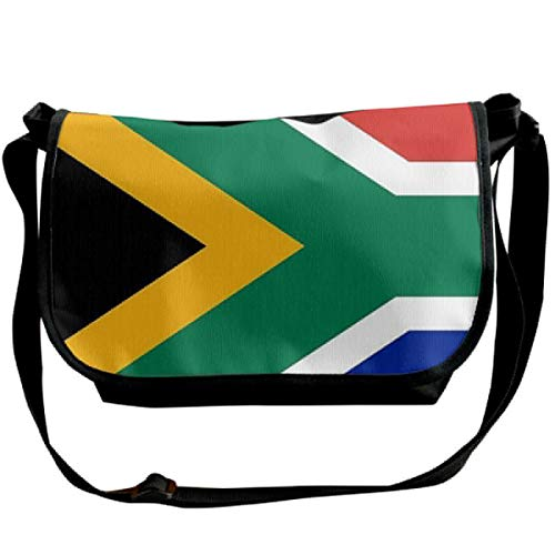 Taslilye National Flag The Republic Of South Africa Personalized Wide Crossbody Shoulder Bag For Men And Women For Daily Work Or Travel -
