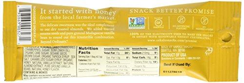 Sahale Snacks Honey Almonds Glazed Mix, 1.5 Ounces (Pack of 18)