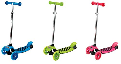 Voyage Sports Kick Scooter for Toddlers - Kick Scooter 3 Wheel Adjustable Height, Lean 2 Turn,Kids Scooters 3 Wheel with LED Light up for Boys and Girls by Voyage Sports (Image #7)