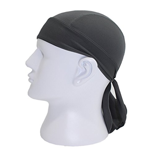 Head Wrap, Rosa Schleife Breathable Quick Dry Head Scarf Pirate Costumes Hat Bandanna Caps Pure Color Headbands for Women Men's Cycling Climbing Fishing Hiking Sport Outdoor Motorcycling (Quick Pirate Costume)