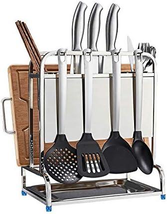 多機能のステンレス製シェルフカッティングボードフレーム、小さくて柔軟、小さな設置面積、キッチンスペースにより適しています:キッチン使用