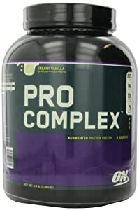 Optimum Nutrition Pro Complex, Creamy Vanilla, 4.6 Pound