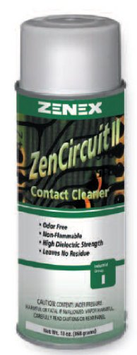 Zenex ZenaCircuit Contact Cleaner - Case of 12