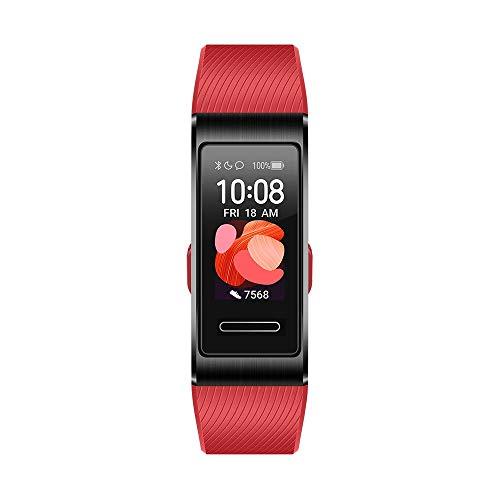 Huawei Band 4 Pro Fitness Activity Tracker (alles-in-één slimme armband, hartslag- en slaapmonitoring, ingebouwde GPS, 2…
