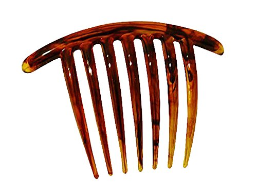 French Twist Comb (set of 5) in Tortoise Shell by Ear Mitts