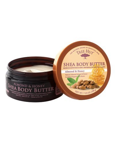 Tree Hut Shea Body Butter 7oz Almond And Honey by Tree Hut