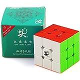CuberSpeed Dayan GuHong V3 M 3x3 stickerless Speed Cube