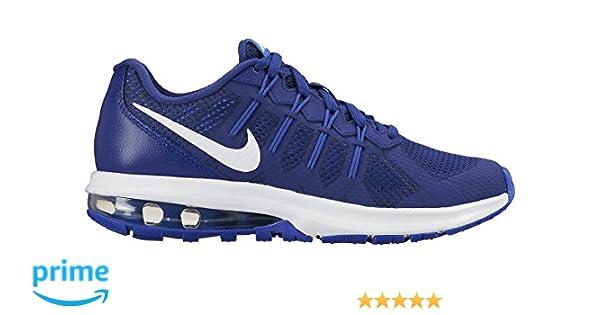37efd7a6503cb Nike Boy's Air Max Dynasty Ankle-High Fabric Running Shoe