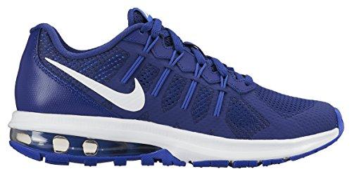 Nike Jungen Air Max Dynasty (Gs) Laufschuhe Azul / Blanco (Deep Royal Blue / White-Rcr Blue)