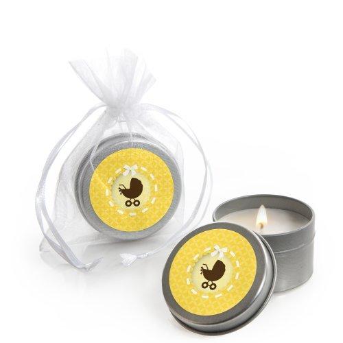 Baby Pram Candles - 4