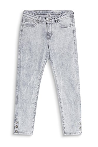 Para Bleached grey 924 By Esprit Gris Mujer Jeans Edc xS6tFvx