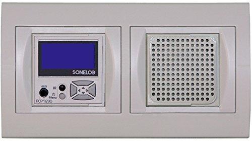 Sonelco PK 1190-01-Sistema audio con telecomando Amplificatore//altoparlante