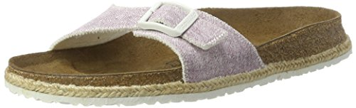 Papillio Madrid, Damen Pantoletten, Violett (Beach Purple), 38 EU