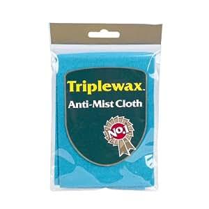 Triplewax - Paño antivaho