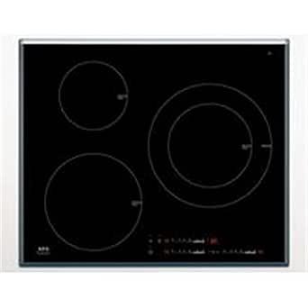 AEG HK-633220 FB - Placa De Inducción Hk633220Fb Con Función Power