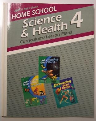 Science & Health 4 Curriculum / Lesson Plans for sale  Delivered anywhere in USA