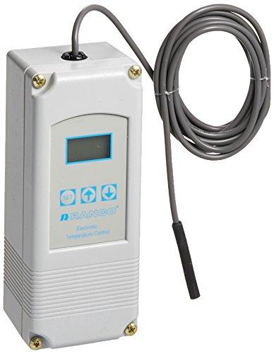 Robertshaw ETC-212000-000 Line Voltage Thermostat, 24 To 240Vac by Robertshaw