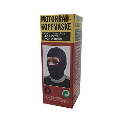 Baumwolle Motorrad Maske Sturmhaube Kopfmaske Sturmmaske Windmaske Skimaske Gesichtsschutz