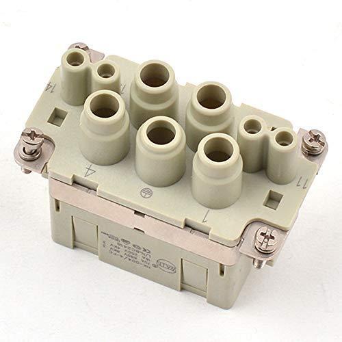 25 Items HM2R03PA5100N9LF,Conn Hard Metric F 55 POS 2mm Press Fit RA Thru-Hole Tray