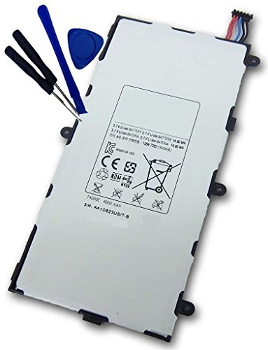 Ammibattery Replacement Battery For Samsung Galaxy Tab 3 7.0
