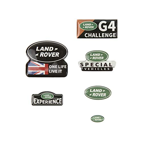 XHS RC Car Decals Logo Stickers Labels for Traxxas RC4WD TRX4 Defender D110 D90 Land Rover Body Decoration Sheet