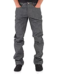 Mens Boys Double R Star Relaxed Fit Hip Hop Jeans RJPN