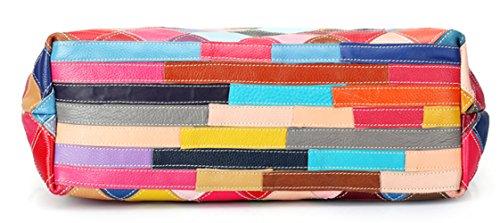 Tibes - Sacchetto donna D Multicolore 4