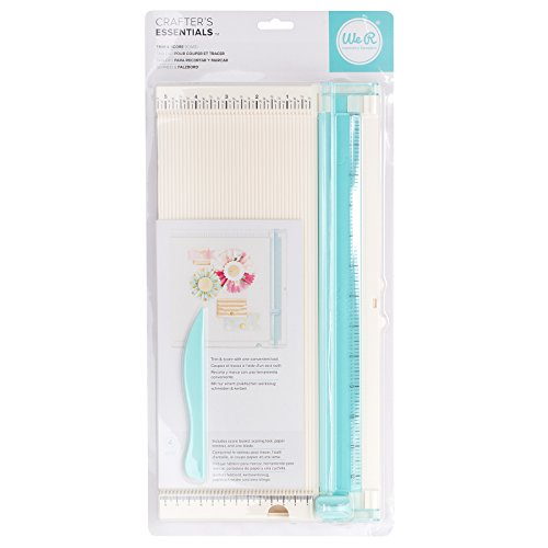 We R Memory Keepers 660071 Trim and Score Board by We R Memory Keepers
