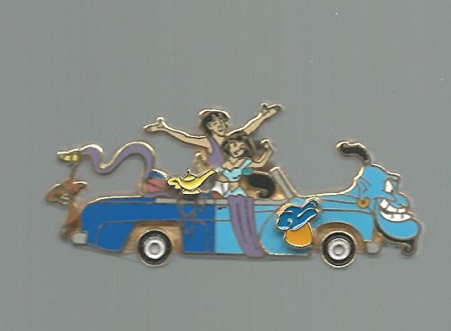 Disney Pin Parade Cars - Aladdin